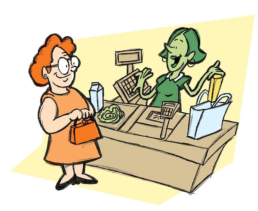 Воровство в магазинах: все схемы здесь!